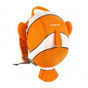 LittleLife Animal Toddler Backpack 2l - Nemo