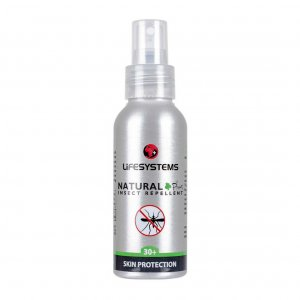 Lifesystems Natural 30+ Spray 100ml