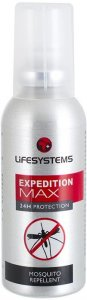 Lifesystems Expedition Max Deet 100 ml